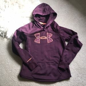 Under Armour hoodie, women's, size SMALL